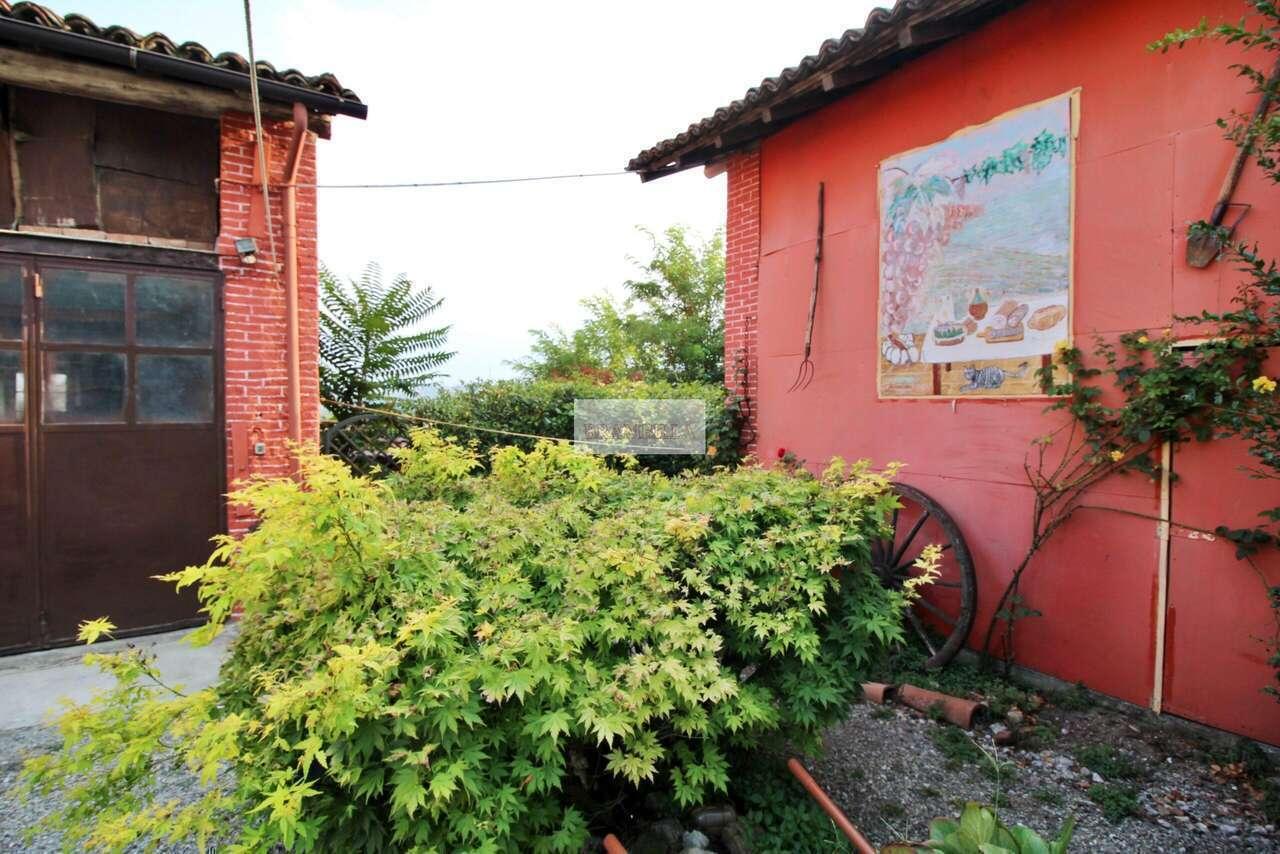 CIGOGNOLA- Casa Colonica con rustici, box e terreno