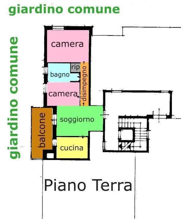 Plan abitazione