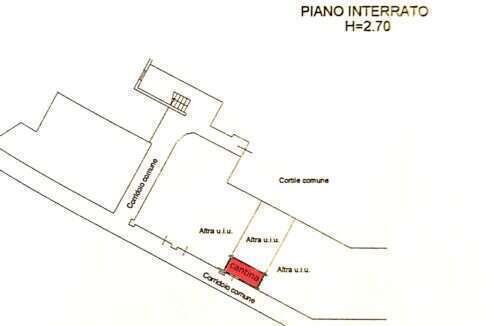 Plan cantina